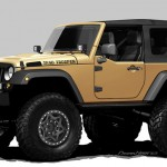 Jeep Wrangler Sand Trooper Heading to 2012 SEMA Show