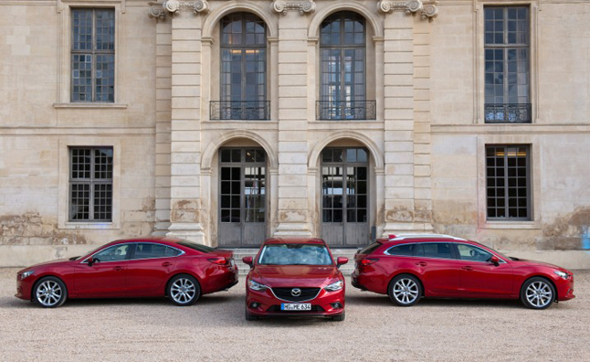 2014 Mazda6 Photos: Mega Gallery