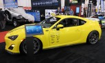 FR-S Times Seven in the Scion Booth: 2012 SEMA Show