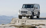 Smaller Mercedes G-Class Under Consideration