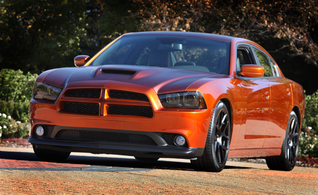 Dodge Charger Juiced Gets V10 Viper Power: 2012 SEMA Show Preview