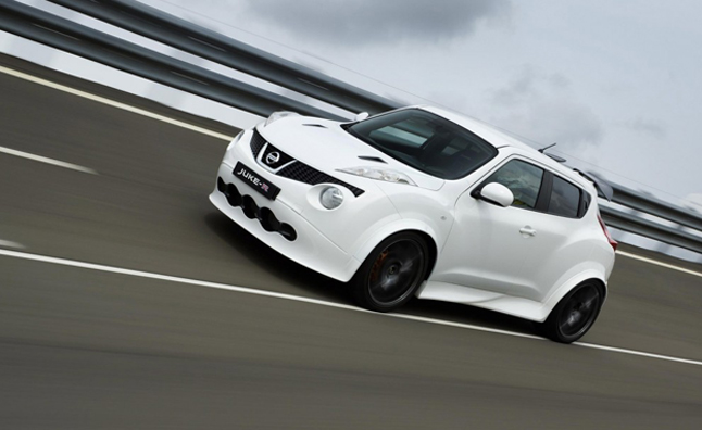Nissan Juke-R Ready for First Delivery