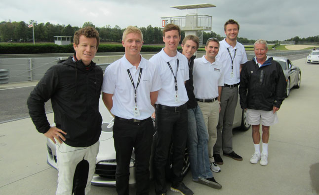 Porsche Young Driver Academy Kicks Off