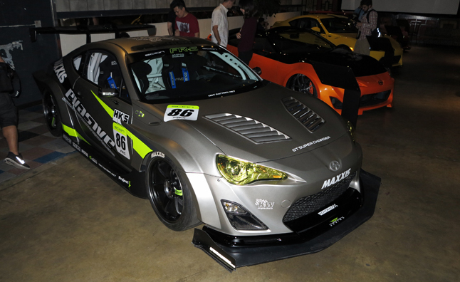 Scion FR-S SEMA Cars Unveiled Ahead of Show Debut