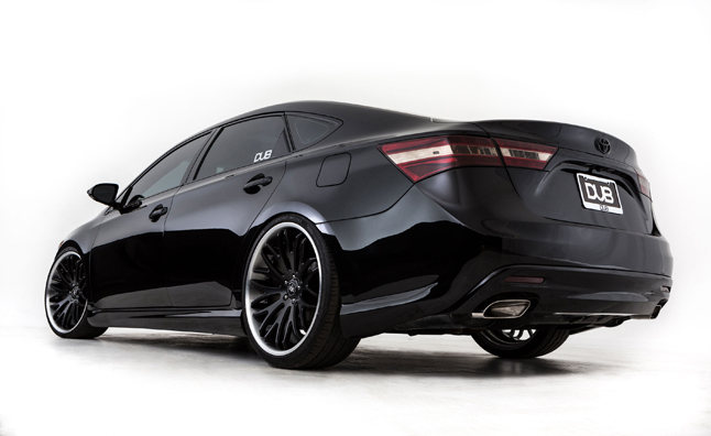 Toyota Avalon Trio Heads to SEMA