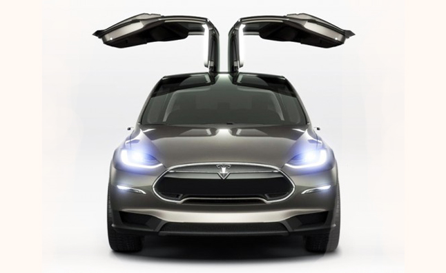 Tesla Model X Gets $10M Grant from California