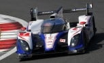 Toyota TS030 Hybrid Wins Second Race in a Row