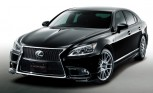 Lexus LS F Sport Gets Even Sportier, Courtesy TRD