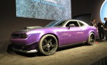 Purple Dodge Challenger SRT is Nothing to Laugh at: 2012 SEMA Show