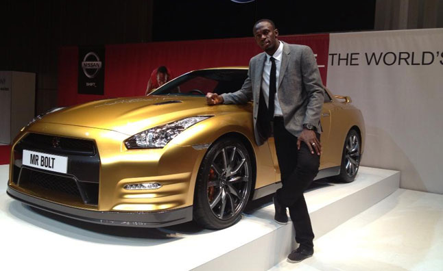 Meet Nissan's New 'Director of Excitement:' Usain Bolt
