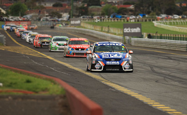 Australian V8 Supercars Heading to Texas: May 17-19, 2013