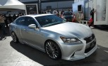 Supercharged Lexus GS F Sport Goes Fast, Looks Good: 2012 SEMA Show