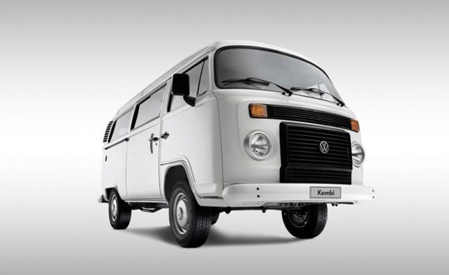 Volkswagen Microbus Production Ending Next Year
