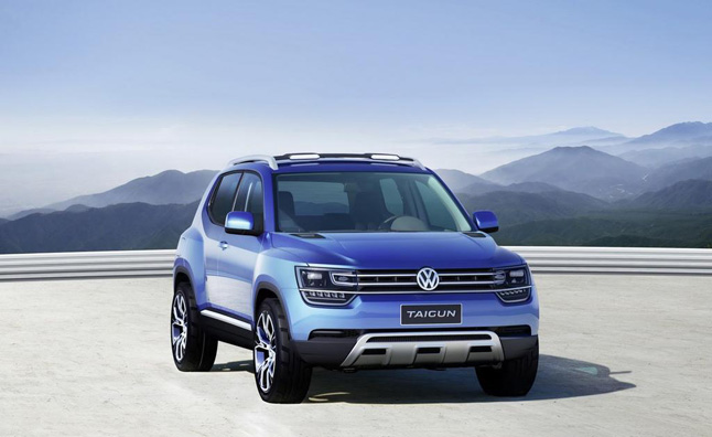 Volkswagen Crossover Confirmed to be Built in US