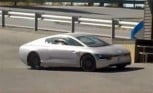 Volkswagen XL1 Caught Testing in Spain – Video