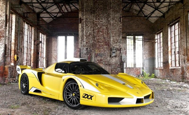 Ferrari Enzo Resurrected After Ocean Crash
