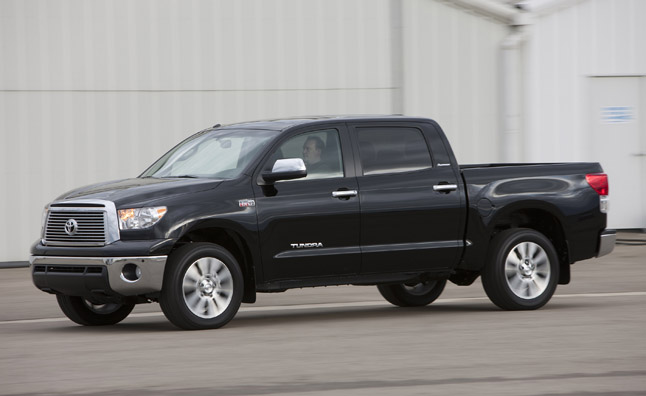 2014 Toyota Tundra Rumored for Chicago Auto Show Debut