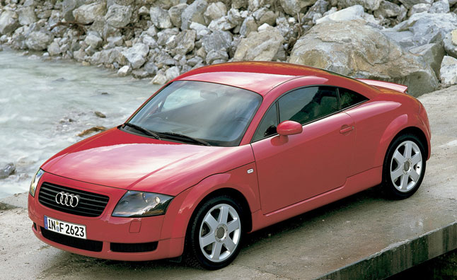 Next Generation Audi TT Will Draw Influence from Original