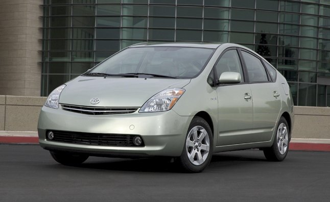 Toyota Issues Voluntary Recalls for 2004-2009 Prius Models