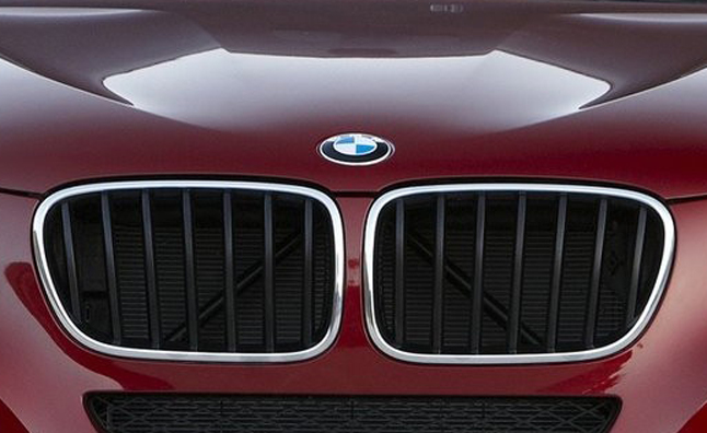 BMW X4 Concept Heading to Detroit Auto Show