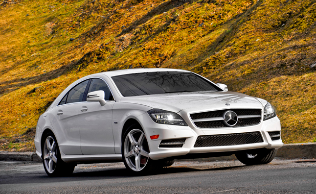 Mercedes-Benz CLS550 Recalled for Hood Latch Bolts