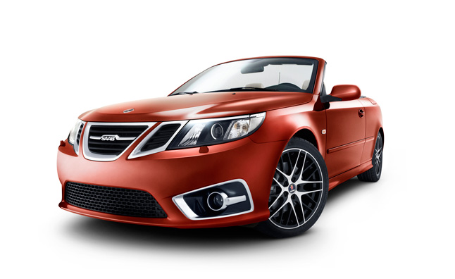 Saab 9-3 Convertible EV Under Consideration