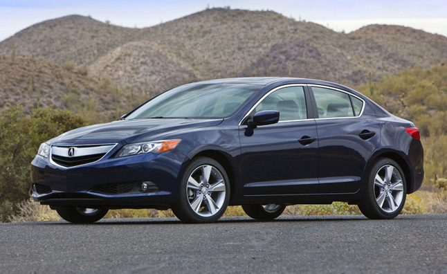 Acura ILX Sales Falling Short of Expectations
