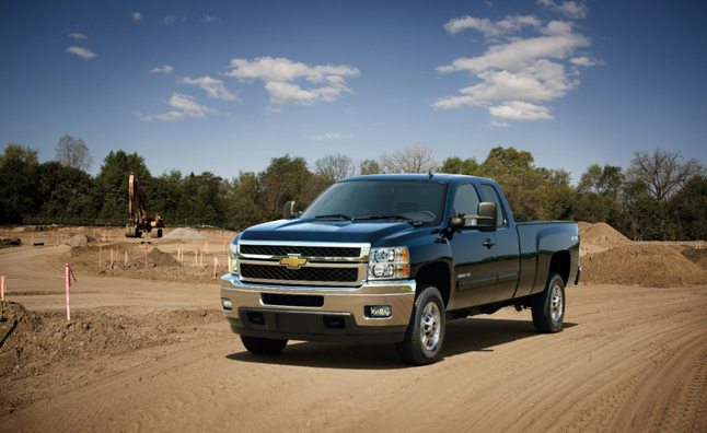 GM Bi-Fuel Pickup Truck Order Books Opened