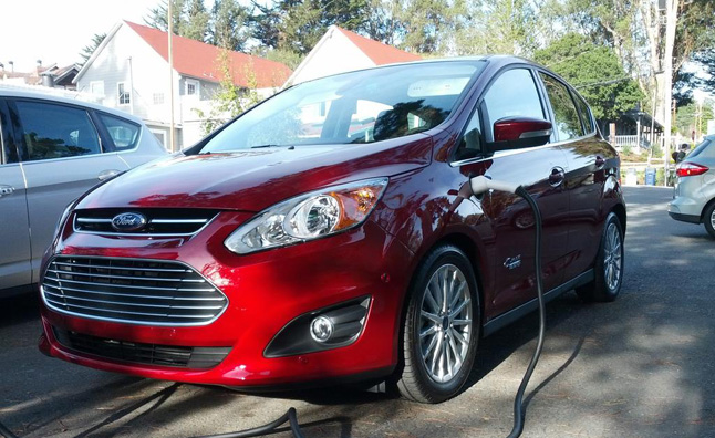 GE Buys 2,000 Ford C-Max Energis for Fleet Use