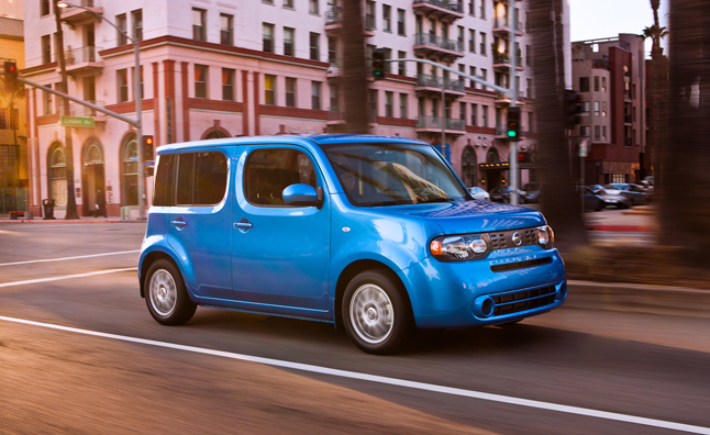 2013 Nissan Cube Gets a $1,700 Price Hike