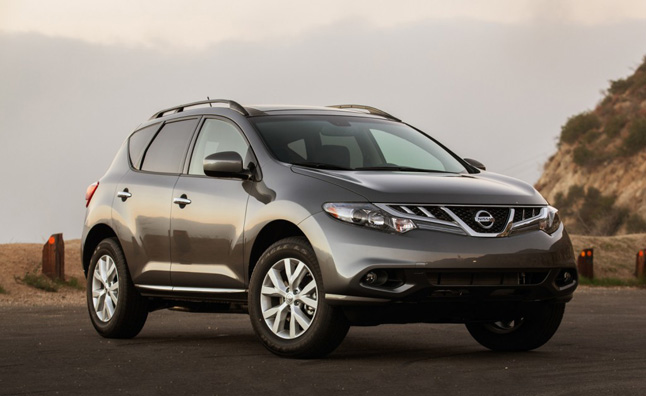 2013 Nissan Murano to Start at $30,785
