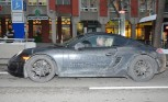 2013 Porsche Cayman, Carrera 4 to Bow at LA Auto Show