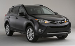 2013 Toyota RAV4 Trades V6, Third Row for Attractive Styling, Sport Mode