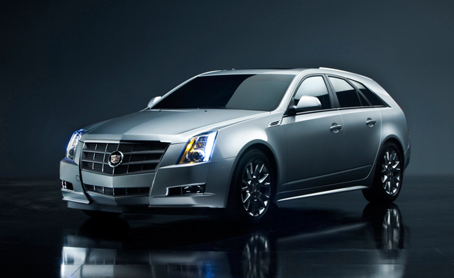 Cadillac CTS Wagon Getting the Axe