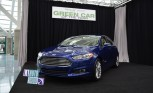 2013 Ford Fusion Named Green Car of the Year: 2012 LA Auto Show