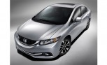 2013 Honda Civic Styling Tweaked for More Mass Appeal