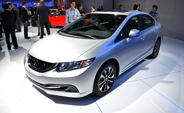 2013 Honda Civic Refresh is Better in All Ways, Almost