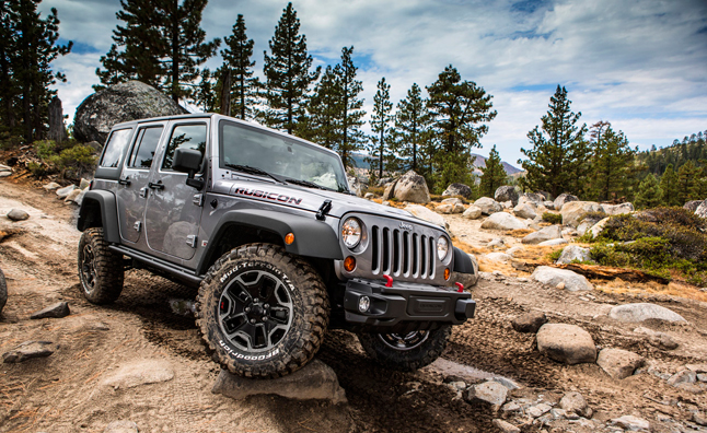 2013 Jeep Wrangler Rubicon Celebrates 10th Anniversary with Special Edition