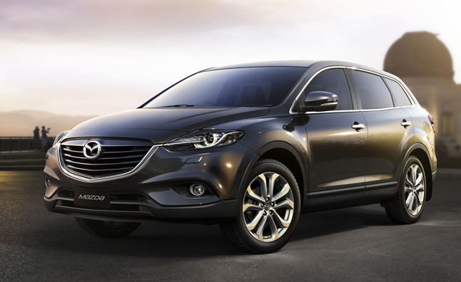 2013 Mazda CX-9 Price Rises to $30,580