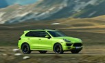 Porsche Cayenne e-Hybrid Plug-in Model Coming in 2014