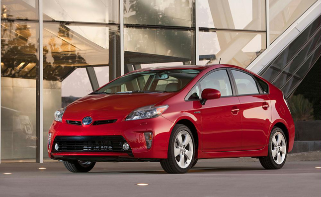 Toyota Prius Models Catch Fire as a Result of Hurricane Sandy