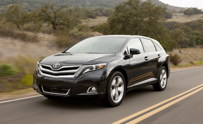 Toyota Venza Exported to South Korea from U.S.