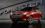 2014 Subaru Forester to be More Efficient than Outgoing Model