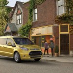 Ford Transit Connect Wagon Unveiled With Seven Seats