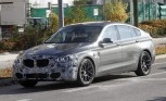 BMW 5 Series GT Facelift Caught in Spy Photos