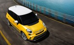 2014 Fiat 500L, 500L Trekking Unveiled Ahead of Debut: 2012 LA Auto Show