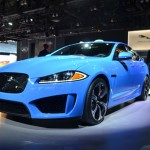 2014 Jaguar XFR-S is Fastest Four-Door Jag Ever: 2012 LA Auto Show