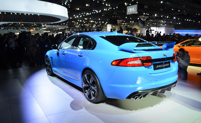 Jaguar XFR-S makes Stunning Video Debut
