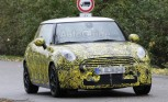 2014 MINI Cooper S Spied With New Head and Taillights