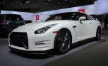 2014 Nissan GT-R Shows Off Improvements Under LA Auto Show Lights